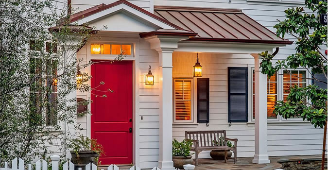Exterior High Quality Painting Flagstaff Door painting in Flagstaff